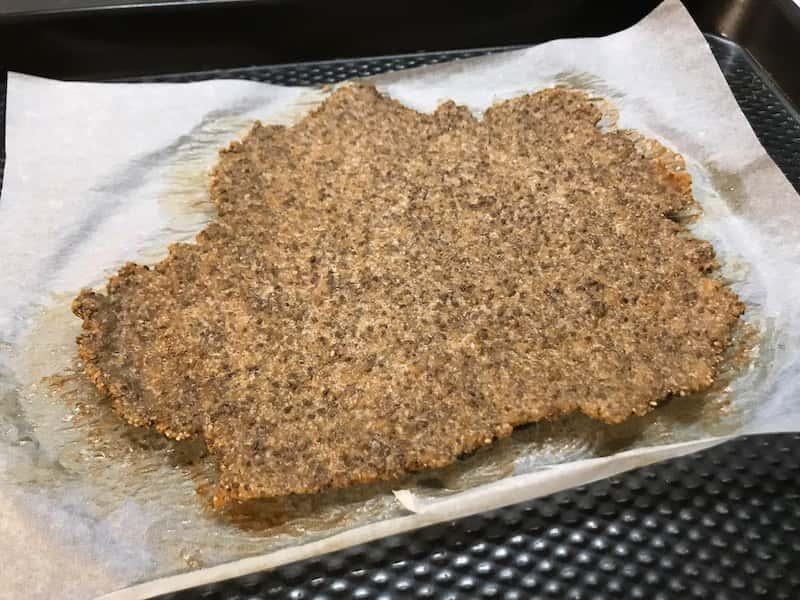 turkey and chia seeds dog treats