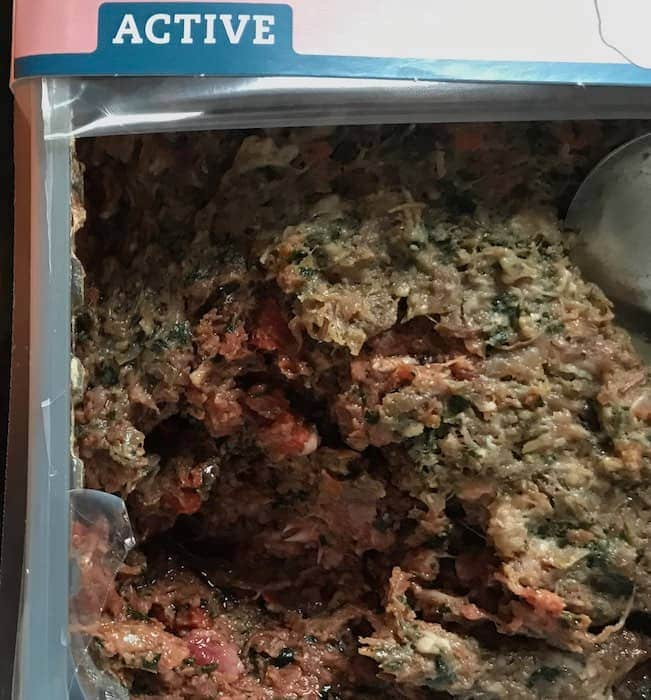 Cotswold raw dog food complete mince